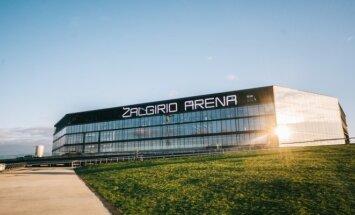 """""""Žalgirio"""" arena L. Žemgulio nuotr."""