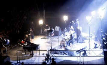 Jazzu koncertas Kauno Žalgirio arenoje