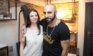 Sezzy ir jo žmona Agnė