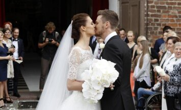 Šarūno Vasiliausko vestuvės