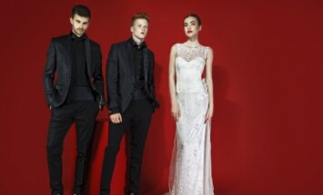 E.Sidaro kurti vestuviniai drabužiai