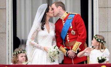 Princas Williamas ir princesė Kate Middleton
