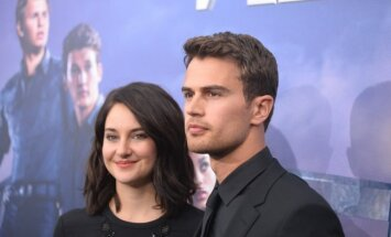 Shailene Woodley ir Theo James