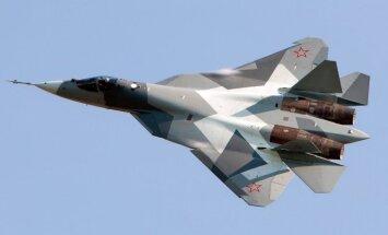 The Sukhoi PAK FA T-50