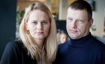 Jolita ir Tomas Skeiriai