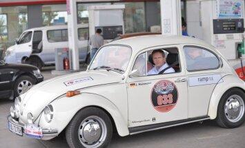 Volkswagen Beetle arba vabalas (asociatyvi nuotr.)
