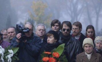 Kadras iš filmo Paskutinė šeima