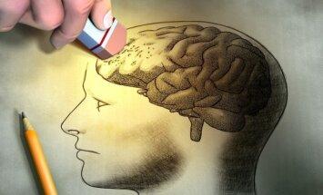Nepavydėkite turintiems gerą atmintį – jie susiduria su kitais sunkumais