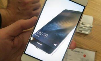 Huawei P9 ir P9 Plius pristatymas