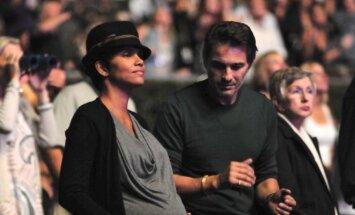 Halle Berry ir Olivier Martinezas