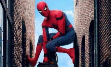 """""""Žmogus-voras: Grįžimas namo"""""""