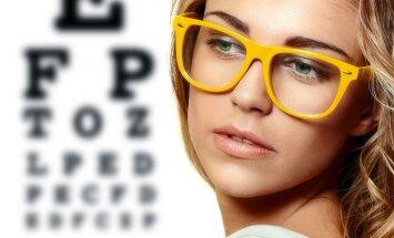 Kaip remiantis V. Beitso metodu galima atsikratyti akinių