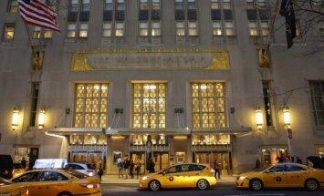 Waldorf Astoria viešbutis Niujorke