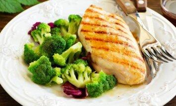Dietologės patarimai, kaip paruošti ne tik skanią, bet ir sveiką vištieną