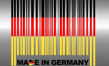 Pagaminta Vokietijoje Made in Germany