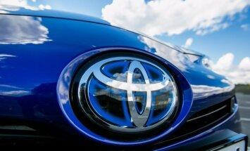 Toyota yra vertingiausias automobilių prekės ženklas pagal Forbes