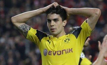 Dortmundo Borussia vidurio gynėjas Marc Bartra