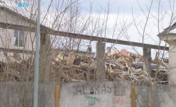 Statybinių atliekų rūšiavimo aikštelė