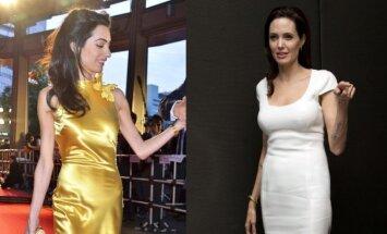 Amal Clooney ir Angelina Jolie