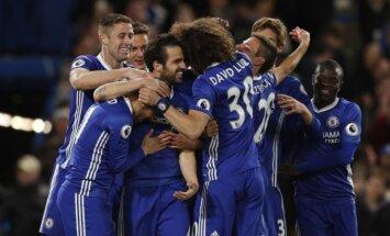 Premier lyga: Chelsea – Southampton
