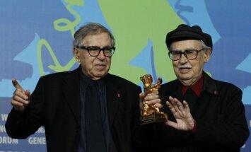 Režisieriai Paolo ir Vittorio Taviani