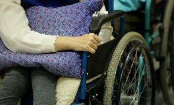 Progresuojanti ir nepagydoma išsėtinė sklerozė nesirenka pagal amžių