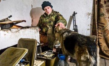 Ukrainos karys – apie baisiausią dieną gyvenime: buvome patiekti tarsi ant lėkštutės