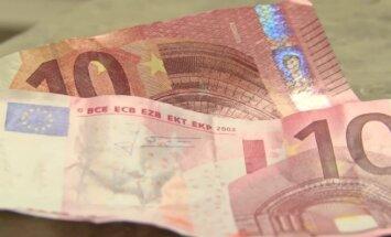 Eksperimentas: ar politikai atskirtų tikrus eurus nuo padirbtų?