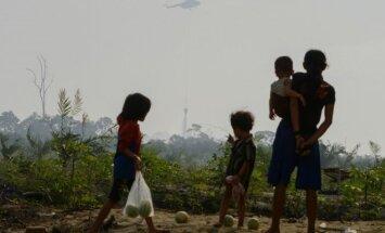 Smogas Indonezijoje
