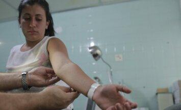 Dviejose Didžiosios Britanijos ligoninėse – Zikos viruso atvejai