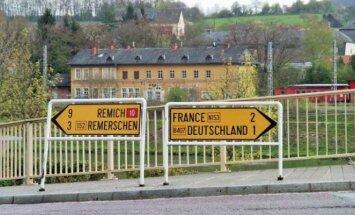 Šengeno miestelis Liuksemburge