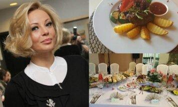 Vilija Pilibaitytė-Mia, restorano Vitaminas B12 patiekalai ir interjeras