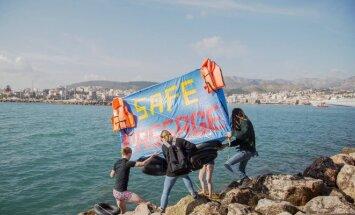 Savanorės Kotrinos Sagdijevos pagalba pabėgėliams