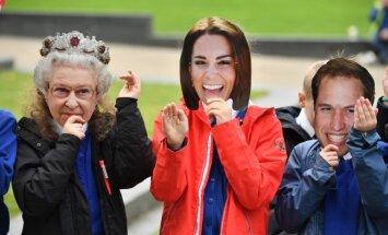 Kate Middleton Mančesteryje