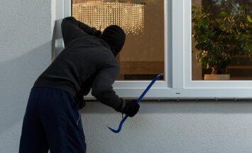 Kaukėtą vyrą kaimynų kieme pamatęs vilnietis nedelsė nė minutės: iš pradžių išplūdo, o tada pagriebė lazdą ir ėmė vytis