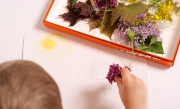 Vaikus moko tausoti aplinką