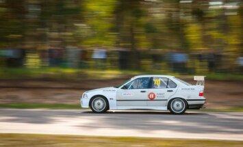 Pauliaus Valiukevičiaus BMW 3