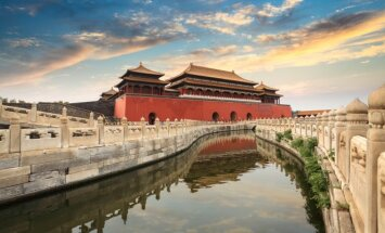 Forbidden City Museum in Beijing