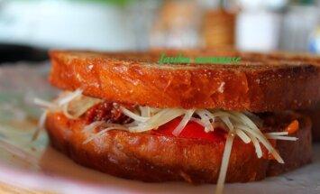 Pats skaniausias vegetariškas sumuštinis