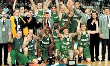1999 metų Kauno Žalgiris