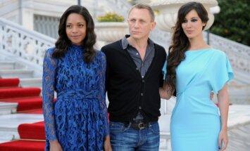 Naomie Harris, Danielis Craigas ir Berenice Marlohe (d.)