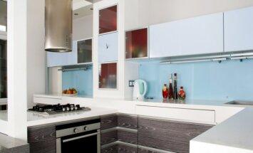 Virtuvės interjero planavimo idėjos I: 6 variantai