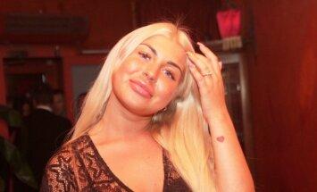Pabo Latino vakarėlio viešnia Anastasija