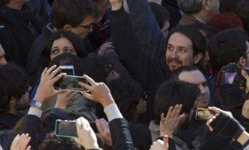 Madridas, protestai