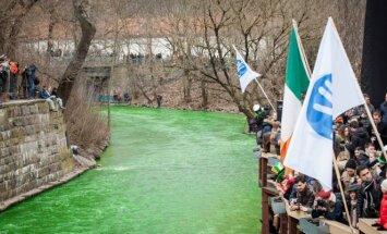 St Patrick's celebration in Vilnius