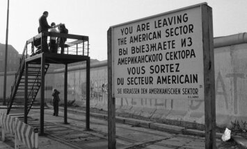 Berlyno siena: nuo 1961 m. iki dabar