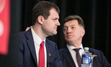 Gintautas Paluckas, Algirdas Butkevičius