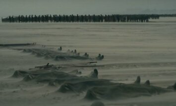 Filmo Dunkirkas akimirka