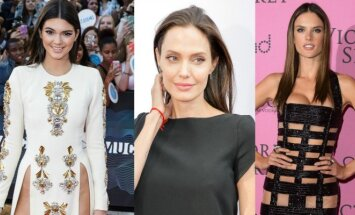K. Jenner, A. Jolie, A. Ambrosio