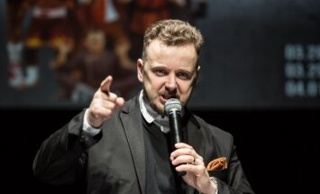 Kirilas Glušajevas FOTO: Tautvydas Stukas